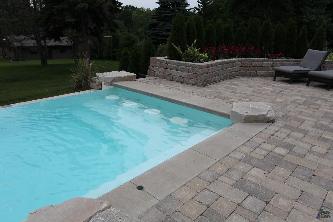 pool i betong