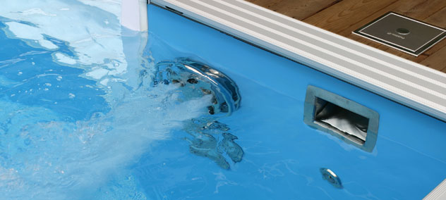 Jet Swim 1200 Elitpool Betongpool Poolbyggare I Stockholm Och M Lardalen
